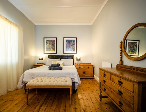 Cederberg House - Bedroom