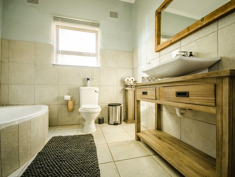 Cederberg House - Bathroom