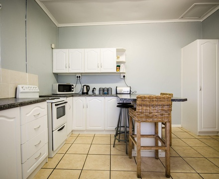 Cederberg House - Kitchen